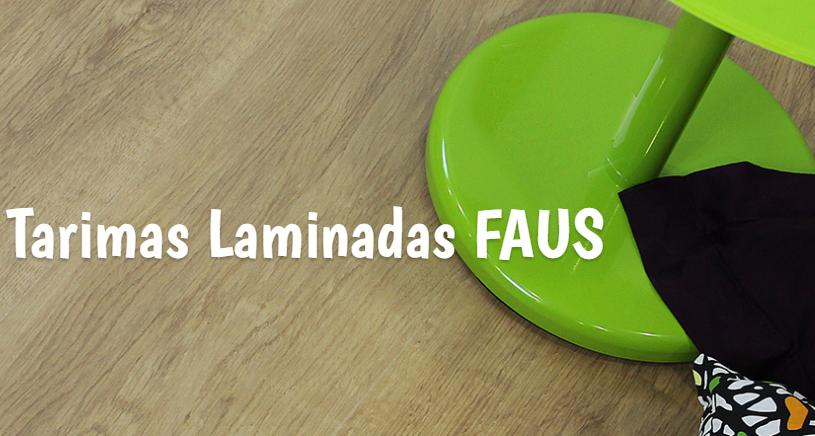 TARIMAS FLOTANTES LAMINADAS FAUS